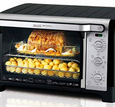 Oven & portable induction hob